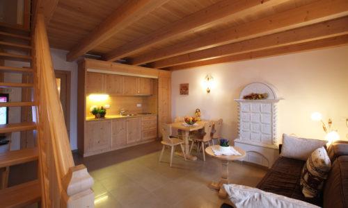 Camera degli Appartamenti della Residenza Alexander