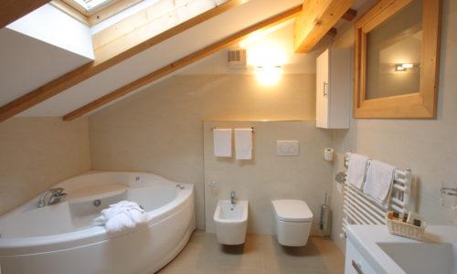 Appartamento executive con Vasca o Doccia idromassaggio