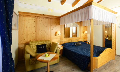Camera Romantic Hotel Alexander