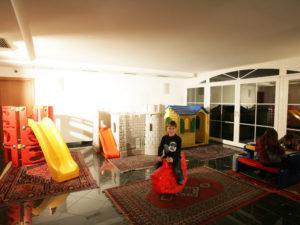 Divertimento per i bambini all'Hotel Alexander