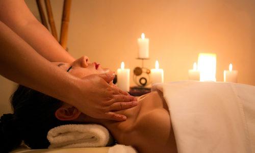 Wellness e relax al centro benessere dell'Hotel Alexander