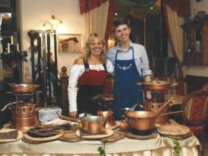 Il ristorante dell'Alexander Molveno